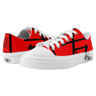 Chinese Love Low Tops