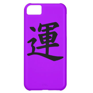 Chinese luck sign iPhone 5C case