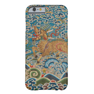 Chinese Military Rank Badge with Stylized Animal Barely There iPhone 6 Case