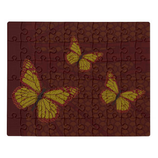 Chinese Monarch Acrylic Puzzle