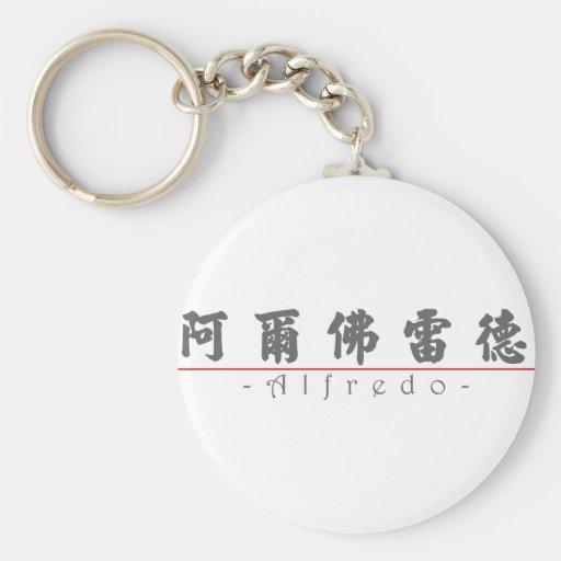 Chinese name for Alfredo 22482_4.pdf Key Chain