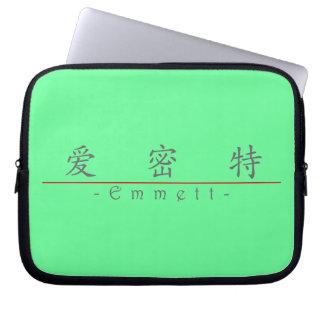Chinese name for Emmett 22221_1.pdf Laptop Sleeves