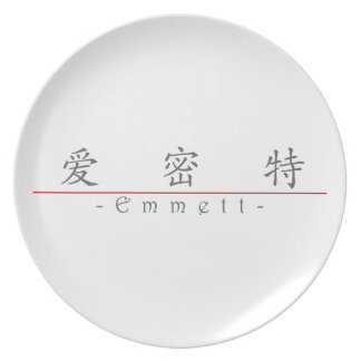 Chinese name for Emmett 22221_1.pdf Party Plates