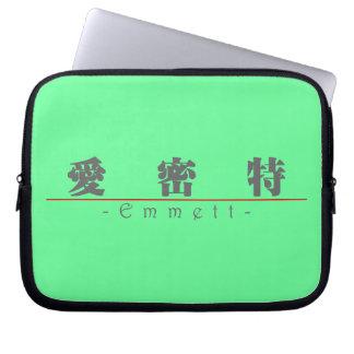 Chinese name for Emmett 22221_3.pdf Laptop Sleeve