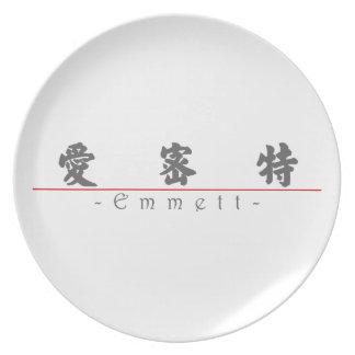 Chinese name for Emmett 22221_4.pdf Plates