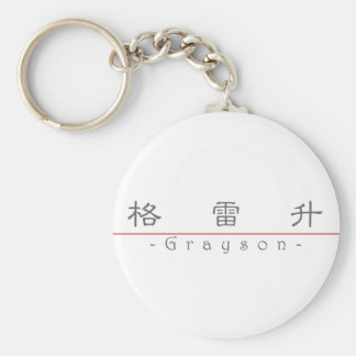 Chinese name for Grayson 22096_2.pdf Key Ring