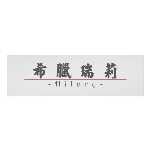 Chinese name for Hilary 20153_4.pdf Posters
