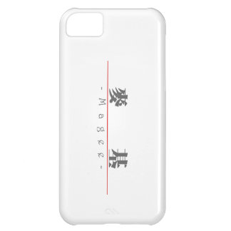 Chinese name for Magee 20705_3 pdf iPhone 5C Case
