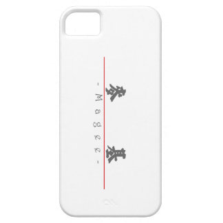 Chinese name for Magee 20705_4 pdf iPhone 5 Covers