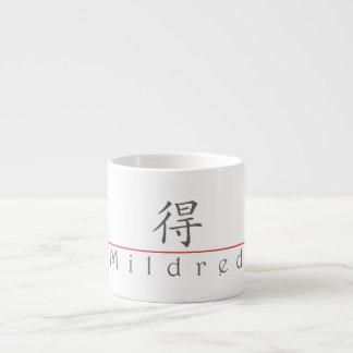 Chinese name for Mildred 20248_1.pdf Espresso Mug