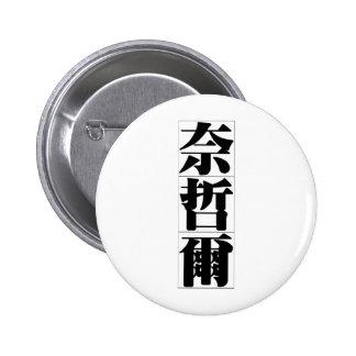 Chinese name for Nigel 20749_3 pdf Pinback Button