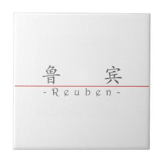 Chinese name for Reuben 20791_1.pdf Tile