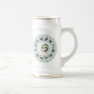 Chinese New Year 2012 - The Year of the Dragon Beer Steins