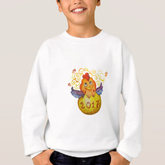 Chinese new year 2017 rooster sweatshirt