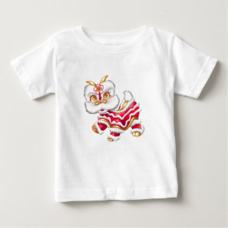 Chinese New Year Dragon Baby tshirt