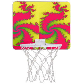 Chinese New Year Dragon Fractal Basketball Hoop