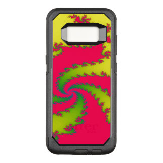 Chinese New Year Dragon Fractal Phone Case