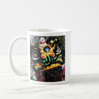 Chinese New Year Dragons Mug