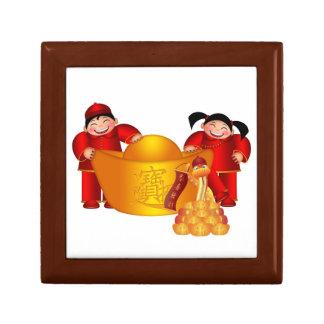 Chinese New Year giftbox Trinket Box