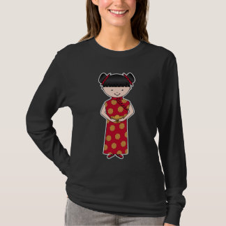 Chinese New Year Girl Shirts! T-Shirt