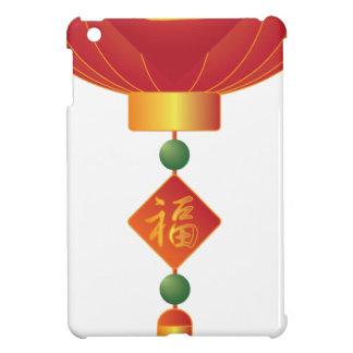 Chinese New Year Lantern Illustration iPad Mini Case