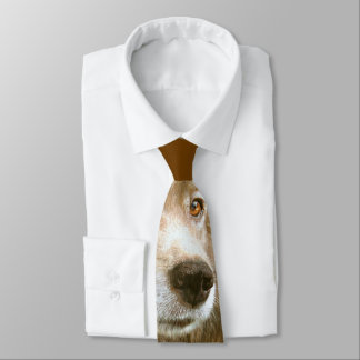Chinese New Year of the Dog Golden Eyes Tie