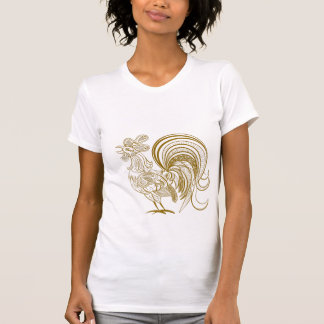Chinese New Year of the rooster - T-Shirt