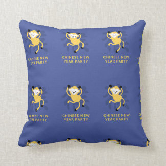 Chinese new year party cushion