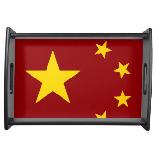 Chinese New Year Poster Serving Tray