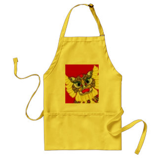 Chinese New Year Standard Apron