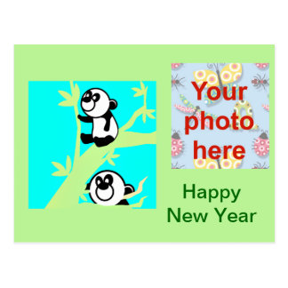 Chinese New Year Vietnamese New Year Tet Year of Post Cards