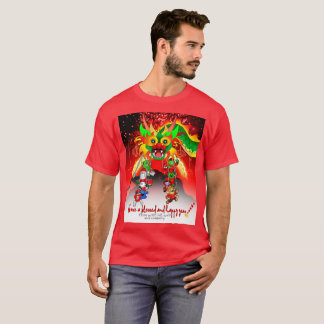 Chinese New Year Willie the Wolf and Company Shirt