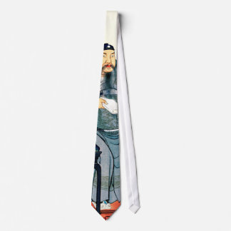 Chinese Official 1810 Tie