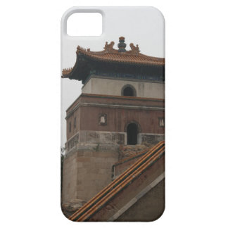 Chinese Pagoda Building Sun and Moon Temple iPhone 5 Case
