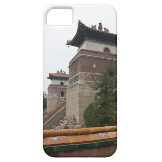 Chinese Pagoda Building Sun and Moon Temple iPhone 5 Cases