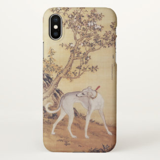 Chinese Painting Dog Year 2018 iPhone Case