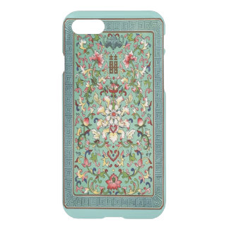 Chinese Pattern iPhone 7 Clear Case