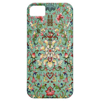 Chinese Pattern iPhone SE/5/5S Barely There Case