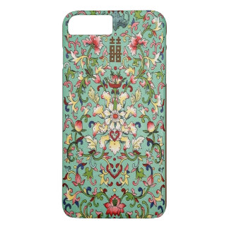 Chinese Pattern iPhone X/8/7 Plus Barely There iPhone 8 Plus/7 Plus Case