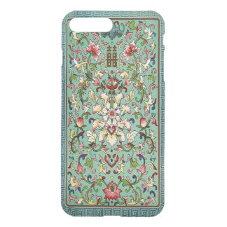 Chinese Pattern iPhone X/8/7 Plus Clear Case