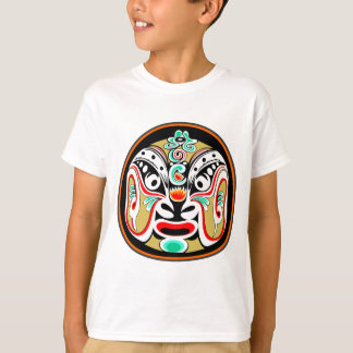 Chinese Peking opera mask version 2 T-Shirt