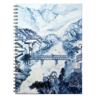 Chinese Porcelain Art #1 Notebook