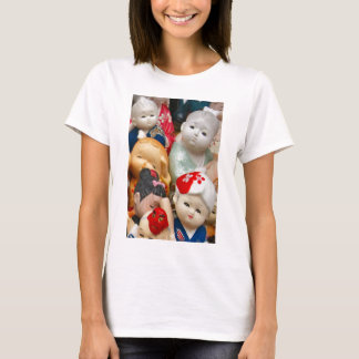 Chinese porcelain dolls T-Shirt