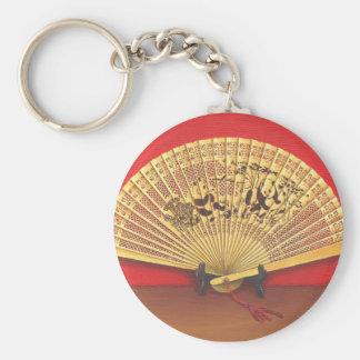 Chinese range key ring