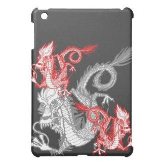Chinese Red Dragon iPad Mini Case