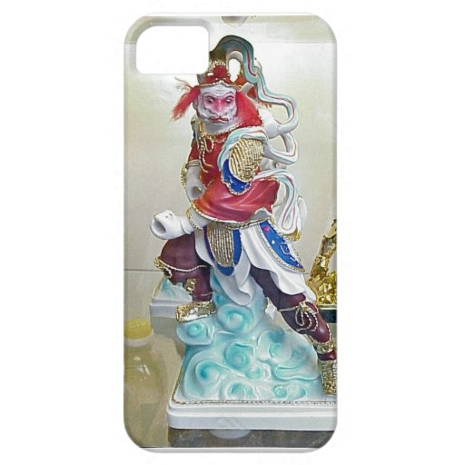 Chinese religious figure, Singapore iPhone 5 Case