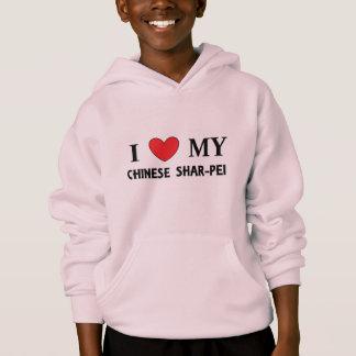 chinese shar love