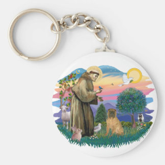 Chinese Shar Pei (#3) Key Ring