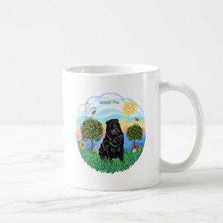 Chinese Shar Pei (black #6) Coffee Mug