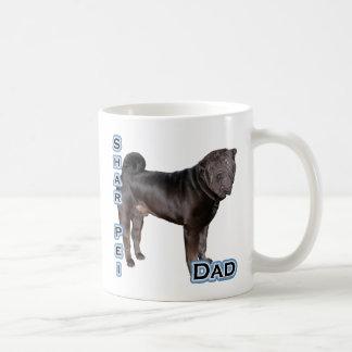 Chinese Shar-Pei Dad 4 Coffee Mug